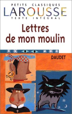 Lettres de Mon Moulin 9782038717204