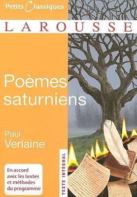 Poemes Saturniens 9782035842664