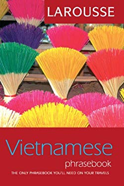 Vietnamese Phrasebook 9782035421494