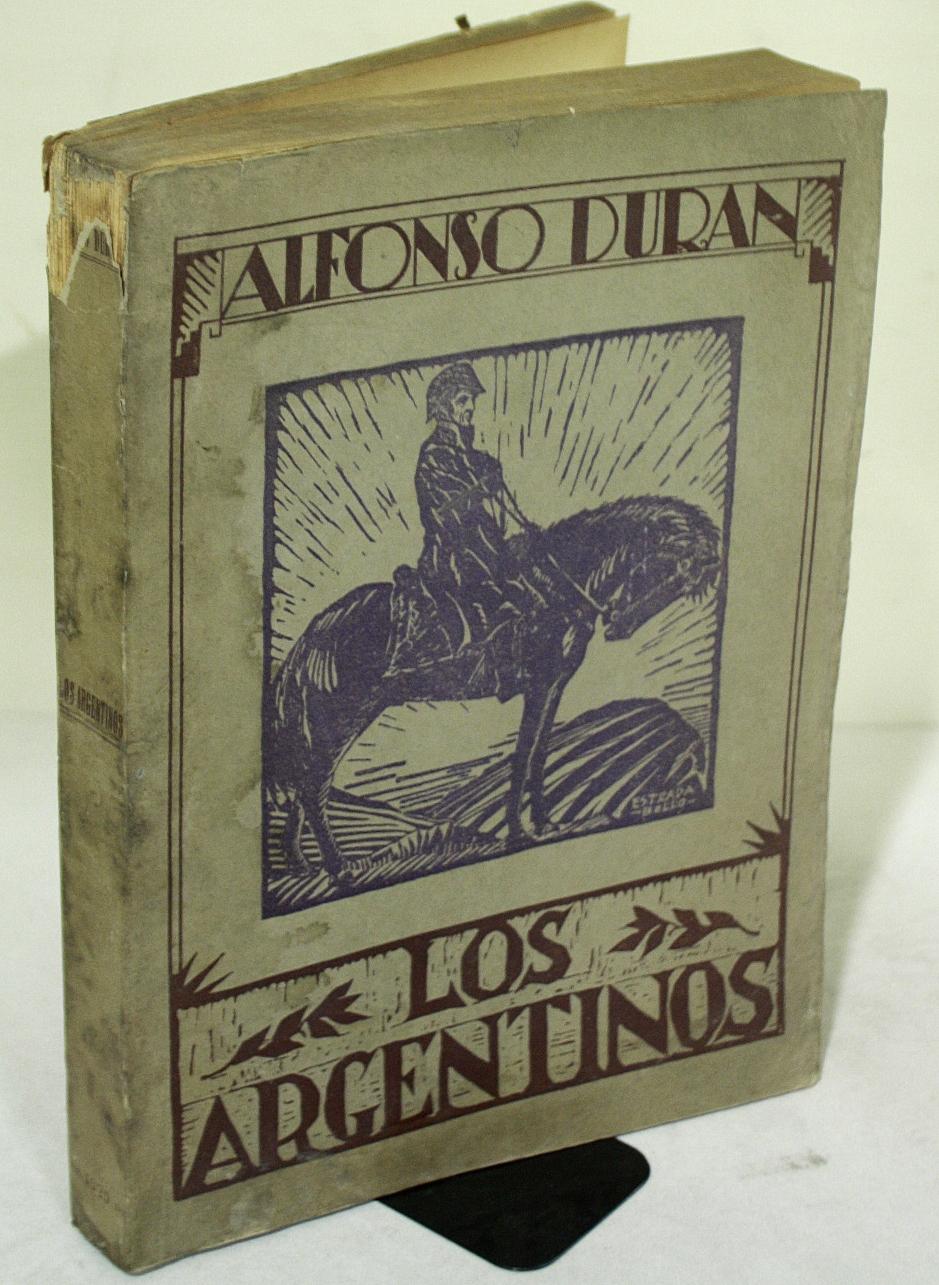 Los Argentinos [Signed] BWB20524893