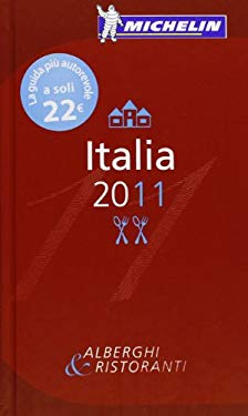 Michelin Guide: Italia 9782067153387