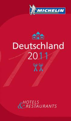 Michelin Guide: Deutschland 9782067153417
