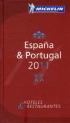 Michelin Guide: Espana & Portugal 9782067153455
