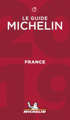 MICHELIN Guide France 2019: Restaurants & Hotels (Michelin Red Guide) (French Edition)