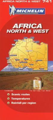 Africa North & West/Afrique Nord Et Ouest 9782067128323