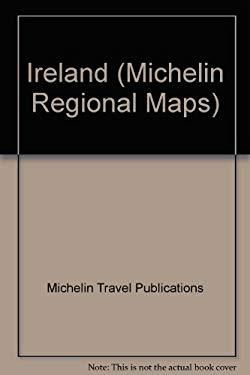 Carte Routiere Et Touristique Michelin: Index of Places: 1/400 000-1 In:6.30 Miles = Grande Bretagne: Repertoire Des Localites