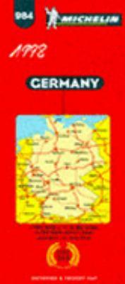Carte Routiere Et Touristique Michelin 9782067009844