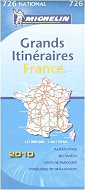 France Route Planning 2010 9782067149410