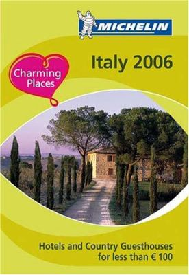 Hotels and Country Guesthouses in Italy 9782067116313