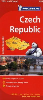Michelin Czech Republic 9782067172944