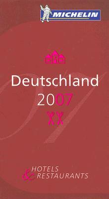 Michelin Deutschland 9782067122444