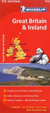 Michelin Great Britain & Ireland 9782067170278