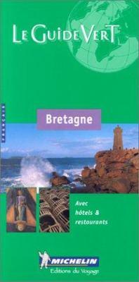 Michelin Green Bretagne 9782060309071