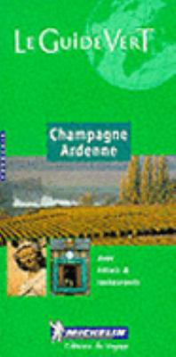 Michelin Green Champagne/Ard 9782060316055
