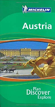 Michelin Green Guide Austria: Plan, Discover, Explore 9782067123250