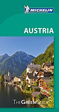 Michelin Green Guide Austria 9782067179745