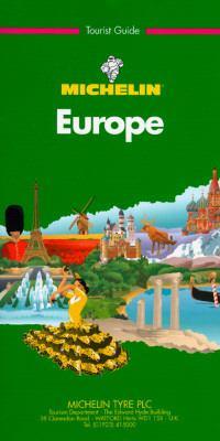 Michelin Green Guide Europe 9782061591017