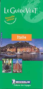Michelin Green Guide Italian 9782061003589
