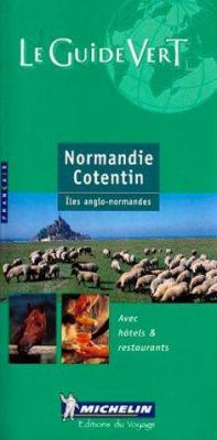 Michelin Green Guide Normandie Contentin 9782060346052