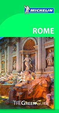 Michelin Green Guide Rome 9782067179776