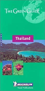 Michelin Green Guide Thailand 9782060008943