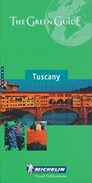 Michelin Green Guide Tuscany 9782060000107