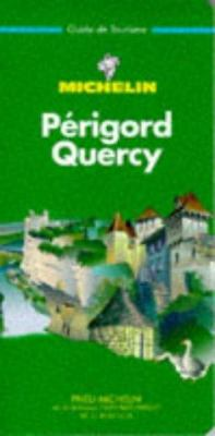 Michelin Green Perigord-Quercy 9782060370040