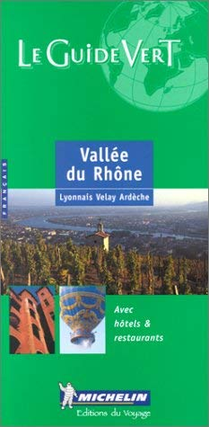 Michelin Green Vallee Du Rhone 9782060373041
