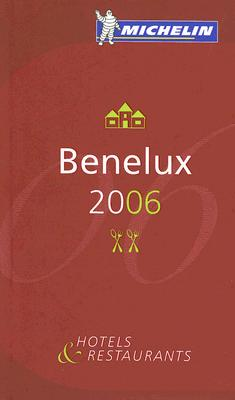 Michelin Guide Benelux 2006