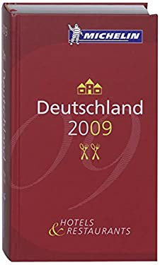 Michelin Guide Deutschland 9782067137103