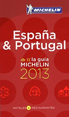 Michelin Guide Espana & Portugal 2013 9782067178861