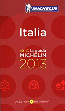 Michelin Guide Italia 2013 9782067178830