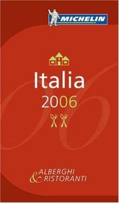 Michelin Guide Italia 9782067115712