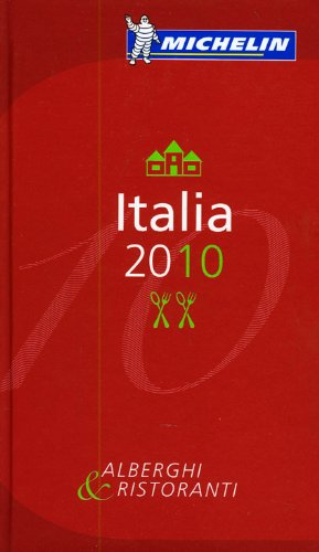 Michelin Guide Italia 9782067145115