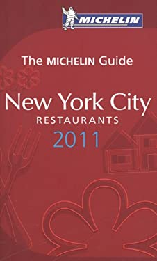 The Michelin Guide New York City Restaurants 9782067153349