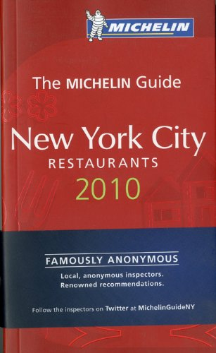 Michelin Guide New York City: A Selection of Restaurants & Hotels 9782067145146