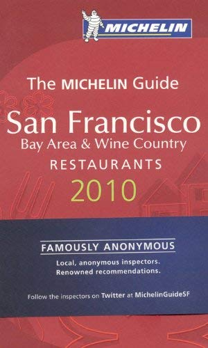 Michelin Guide San Francisco, Bay Area & Wine Country