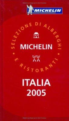 Michelin Italia 9782067109391