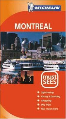Michelin Must Sees Montreal 9782067107106