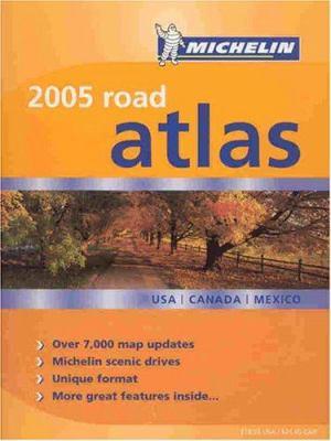 Michelin North America Atlas 9782067109520