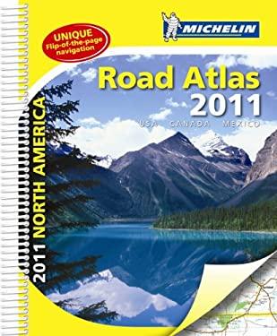 Michelin North America Road Atlas 2011