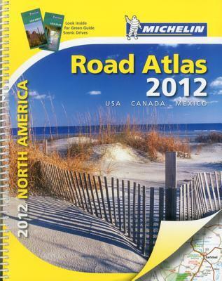 Michelin North America Road Atlas 9782067159402