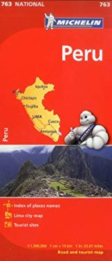 Michelin Peru 9782067173415