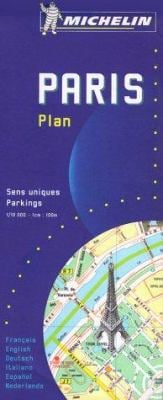 Michelin Plan de Paris 1: 10 000 9782067000100