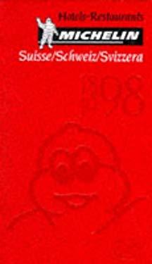 Michelin Red Guide Suisse/Schweiz/Svizzera: Hotels-Restaurants 9782060690896