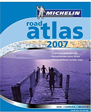 Michelin Road Atlas 9782067122239