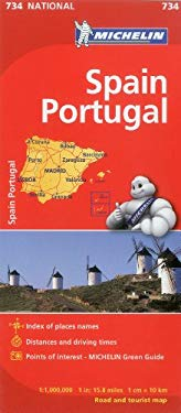 Michelin Spain & Portugal 9782067171374