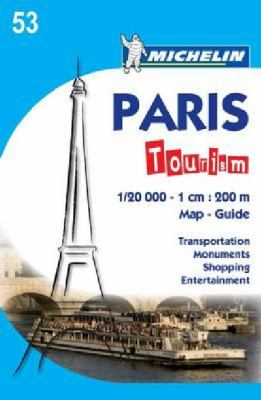 Paris Tourism 9782067150362