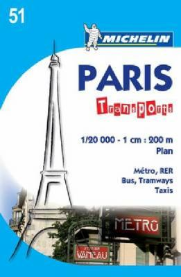 Paris Transport 9782067150348
