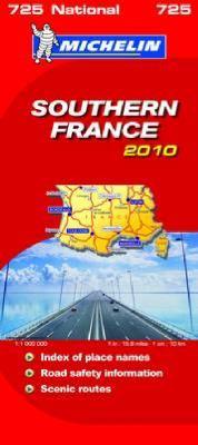 Southern France 2010 9782067149403